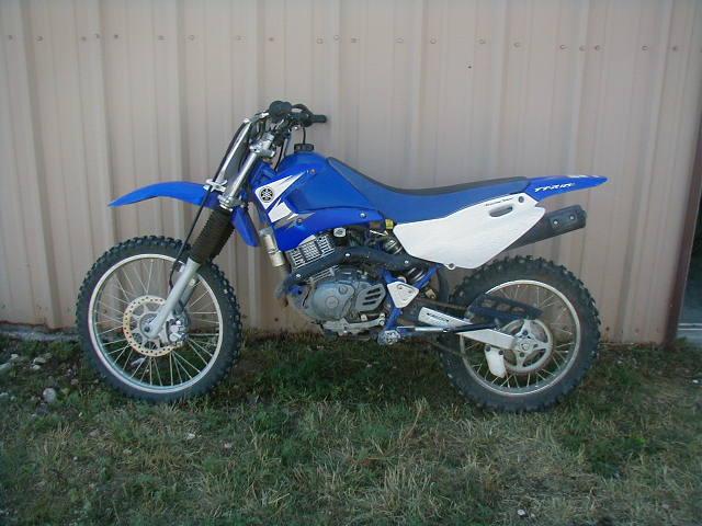Yamaha TTR-125 LE
